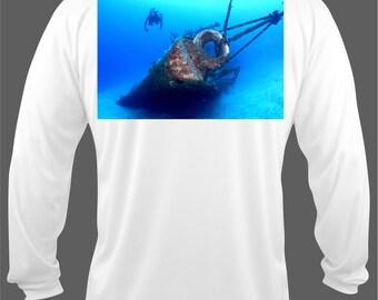 Wreck Diver Shirt