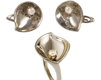 Seth Lily. Gold and diamonds.