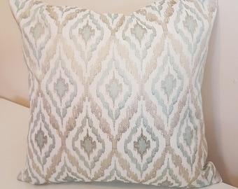 Decorative Pillow Cover, Threaded Design, Pillow Cover, Cushion Cover, Pillow Case