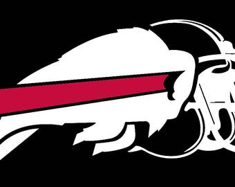 Buffalo Bills Decal