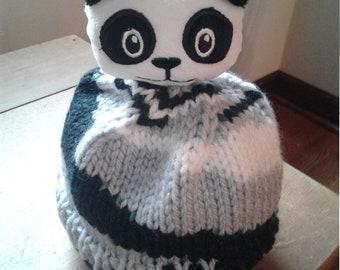 Infant Panda Hat by Never Felt Better