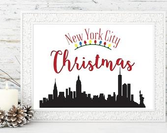 Christmas gift ideas new york city