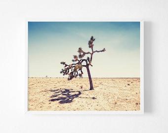 Desert print, Joshua Tree Print , Printable California Wall Art, Desert Decor California Print Desert Wall Art Desert art Desert Printable