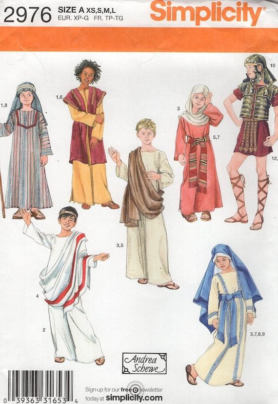 Gratis nosotros enviar coser patrón simplicidad 2976 Navidad desfile ...