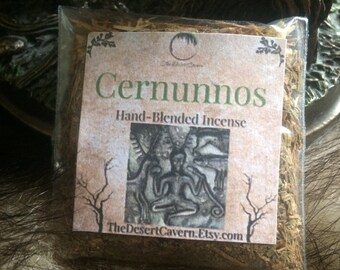 Cernunnos Herbal Incense