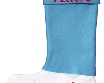 Nurse/medical  stocking with FREE embroidered name