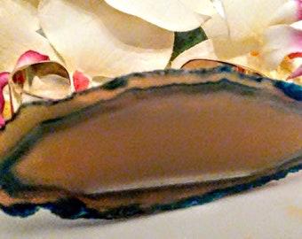 Western Desert Slab Stone Cuff Bracelet....