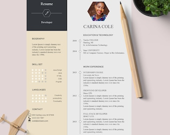 mac pages resume template resume template for mac pages cv for mac - Mac Pages Resume Templates