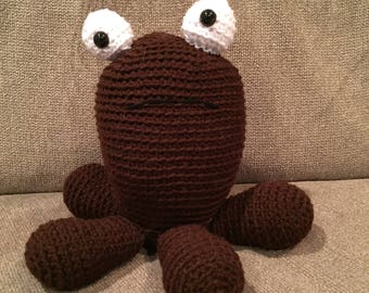 Otto the Monster (Stuffed Animal)