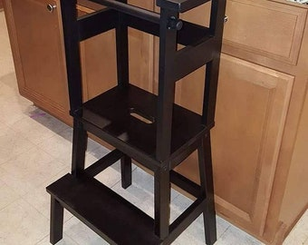 Little Helper Stools / Learning Tower / Toddler Step Stool