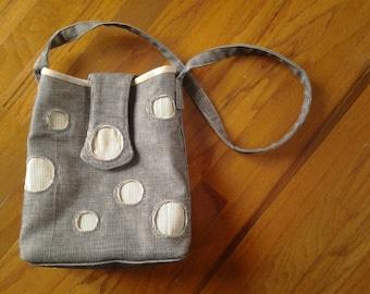 Circles purse tablet bag