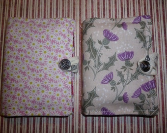 "Needle Case, ""Lewis & Irene"" Fabrics, Needle Book"