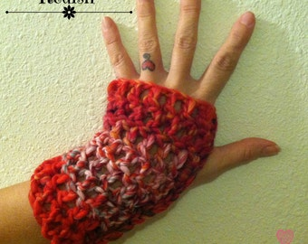 Crochet Arm Warmers ~Ready to ship~FREE SHIPPING