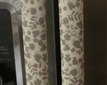 Refrigerator/Appliance  handle covers (set of 2)
