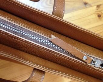 Add zipper to your bag - Zipper closure - Top zip closure