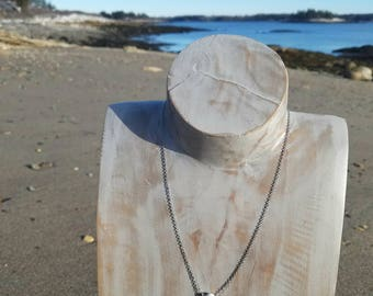 Aromatherapy dainty chain diffuser necklace