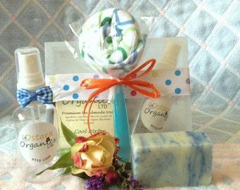 Boy Baby Gift, Baby Shower Gift, Blue Baby Gift, Baby Boy Gift, New Baby Gift, Unique Baby Gift, Organic Baby Gift, Natural Baby Gift, Gift