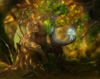 Fantasy Creature Wallpaper