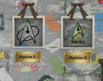 Star Trek Decals