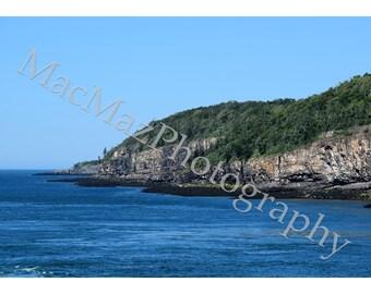 New Brunswick Cliffs