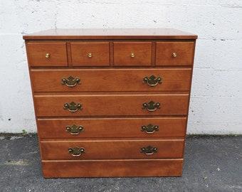 Ethan Allen By Baumritter Small Dresser Large Nightstand 7826