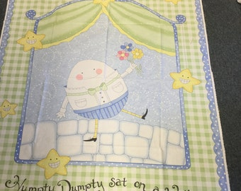 Humpty Dumpty by Timeless Treasures