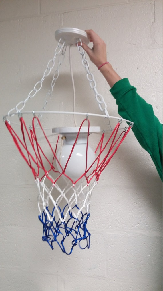Basket Ball Light Fixture
