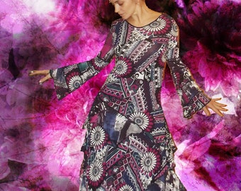 """All tunic and skirt """"Your Favorite Colors..."""""""