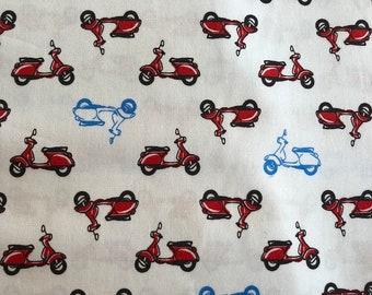 Vespa Fabric by Robert Kaufman