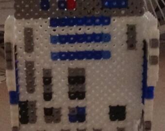 R2-D2 Standing Perler