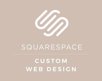 Squarespace Web Design - One Week