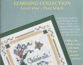 Clearance - Celebrate Counted Cross Stitch Kit