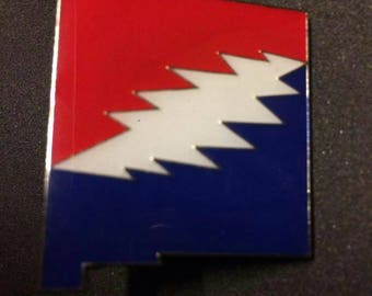 Grateful Dead and Company New Mexico State Hat Pin