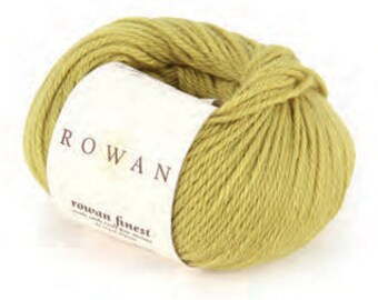 Rowan Finest made with extra fine merino cashmere and royal alpaca Luxury 4ply Yarn 25g ref 9802175