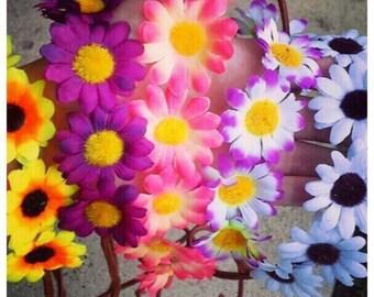 Daisies Headband Flowercrown