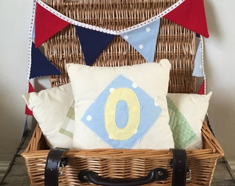 Mini Letter 'O' Cushion   Initial Cushion   Alphabet Cushion   Personalised Cushion   Mini Cushion   Letter Cushion