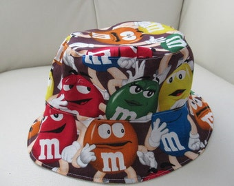 M and M Bucket Hat