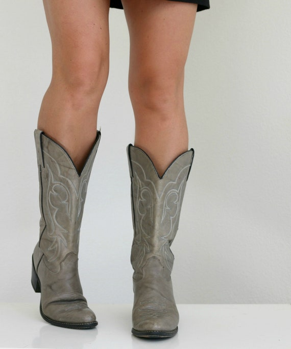 to 8 7 1 Women's Boots Kenny 1980s 7 Size 2 Rogers 5 Smokey wa64AqP