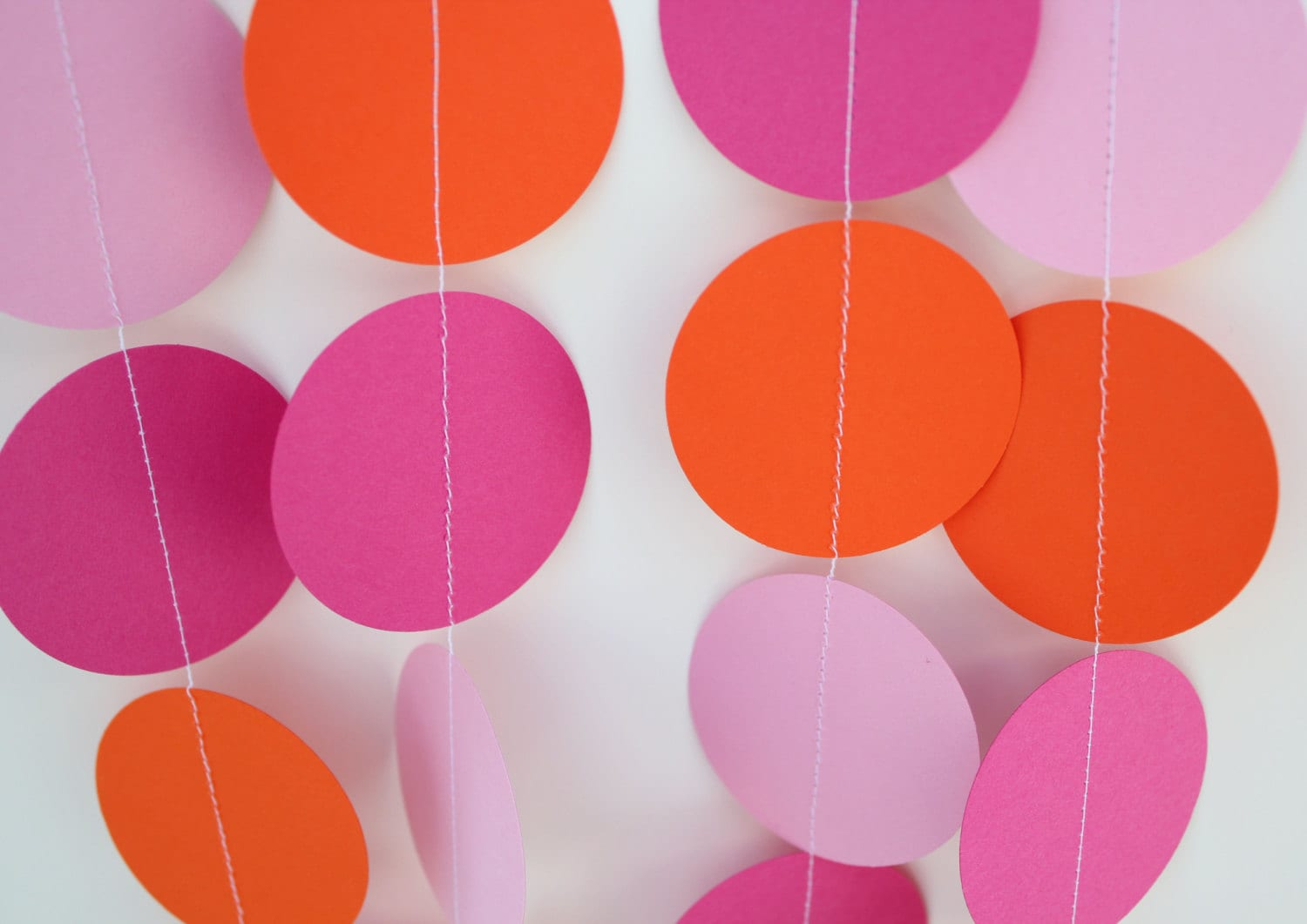Birthday Party Decorations Paper Garland Party Decoration
