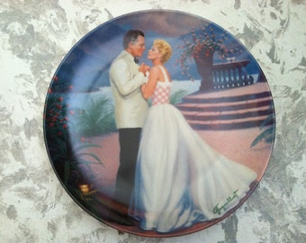 Vintage South Pacific Collectible Plate