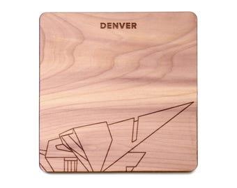 Denver Coaster - Denver Art Museum