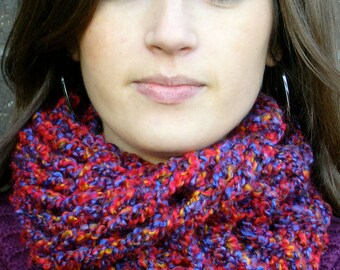 Mexicana Twisted Cowl