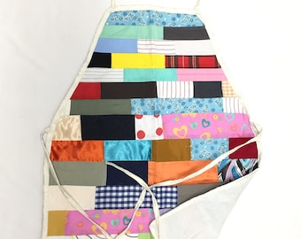 Beautiful Patchwork Apron