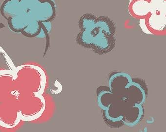 Etno - Instinct Blooms Cinder - Pat Bravo - Art Gallery Fabrics (ETN-50049)