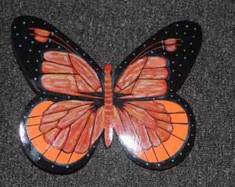 Butterfly wooden (pine)