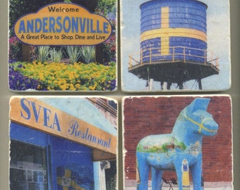 Andersonville Collection 1 - Original Coasters