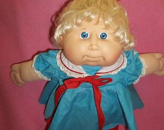 1982 Cabbage Patch Kid with Cornsilk hair