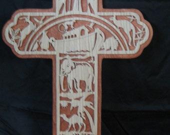 Noah Ark Cross