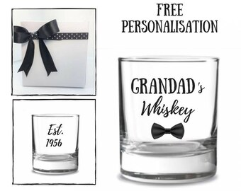 Personalised gift for grandad' grandad gifts for fathers day, gifts for grandad, worlds best grandpa, best grandad, present for grandad,
