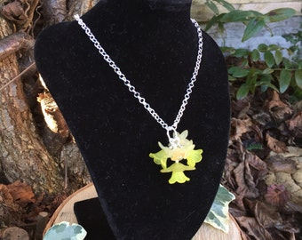 Daffodil Narcissi Pendant